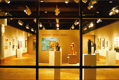 Gallery 'Iolani, Windward Community College