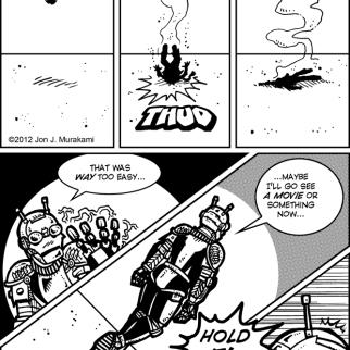Gordon Rider - General